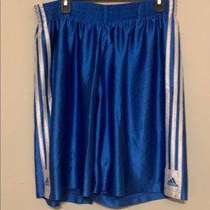 Adidas shorts, Sz L-men's